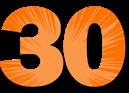 30 Thirty Sunburst